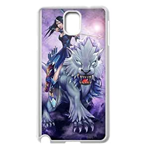 Dota2 MIRANA Samsung Galaxy Note 3 Cell Phone Case White DIY Gift pxf005-3684896