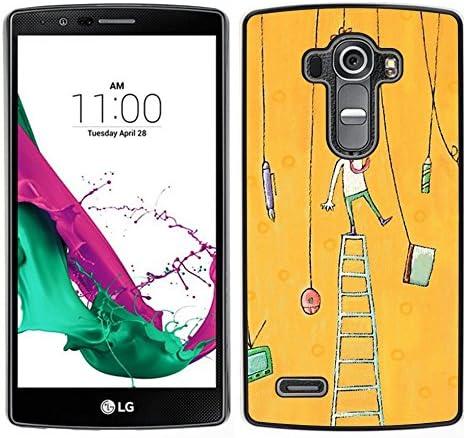 Opción de regalo/Slim carcasa SmartPhone de celular para LG G4 ...