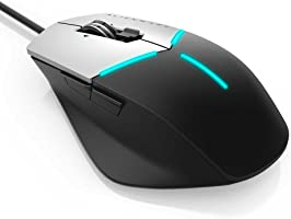 Mouse Alienware Advanced Gaming - AW558, Dell, Mouses