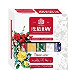 Renshaw FLOWER & MODELLLING PASTE Ready To Roll Icing Multi Coloured 5 X 100 g
