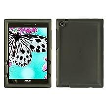 Bobj for ASUS ZenPad Z580, Z580C, Z580CA, P01M, P01MA (not for ZT581KL, P008.) – BobjGear Protective Tablet Cover (Bold Black)