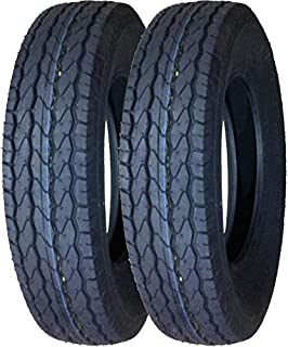 Amazon Com 2 New Grand Ride Premium Trailer Tires St 175 80r13 8pr