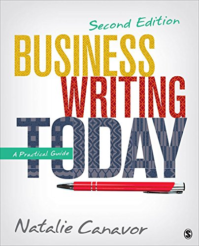 Business Writing Today: A Practical Guide cover