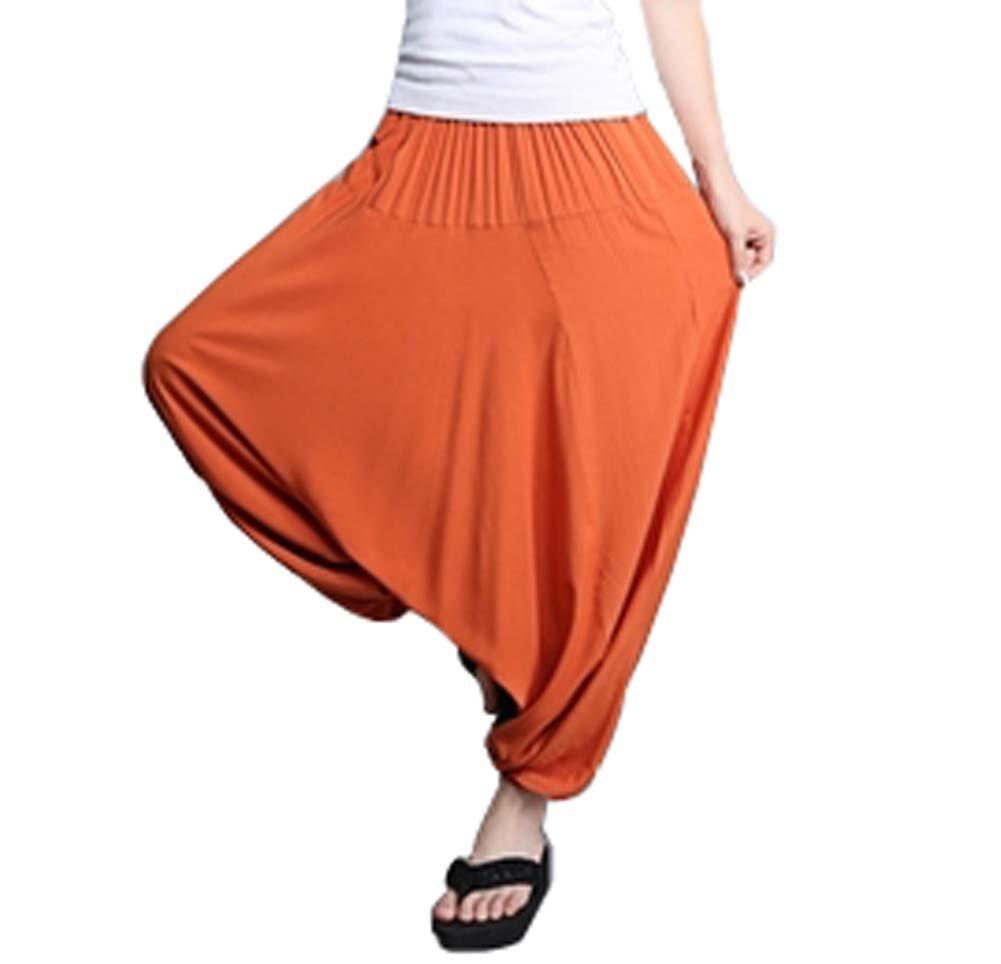 Pants Sunscreen Breathable Travel Home Loose Pants Sagging Pants Yoga