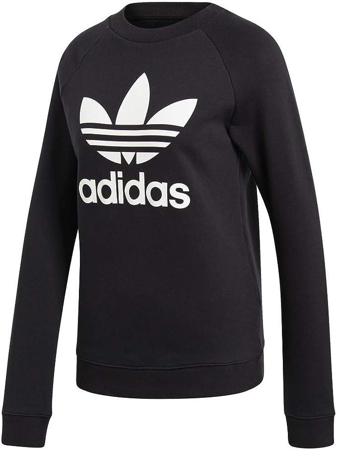 adidas Originals Trefoil Crew neck Sweatshirt | Jacket