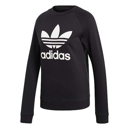 d2088927 adidas Originals Women's Trefoil Crewneck Sweatshirt