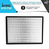 Best GENERIC Furnace Filters - Oreck Filter Kit for Oreck Optimax Air 95 Review