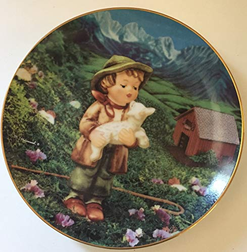 Lost Sheep MI Hummel Gentle Friends Plate Collection