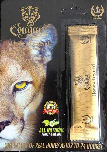 Cougar Honey Legend Dietary Supplement(Single)