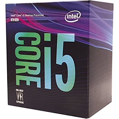 Intel Core i5-8400 Desktop Processor