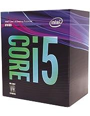 Intel 8500 Core i5 3.0GHz (4.1GHz Turbo), 6*Core, 6*Threads, 9M Cache, ATX LGA1151, 65W, Intel UHD Graphics 630