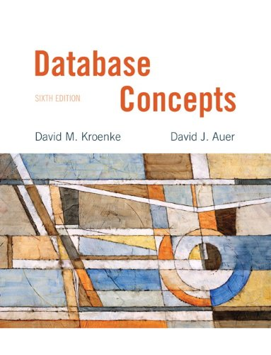 Download Database Concepts (6th Edition) Pdf