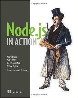 Descargar PDF Gratis Node.js In Action