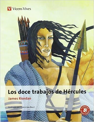 Los Doce Trabajos De Hercules N/c (clásicos Adaptados) - 9788431698553 por James Riordan epub