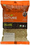 Pro Nature 100% Organic Sesame (White, Natural) 200 g
