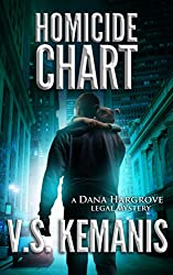 Homicide Chart (Dana Hargrove legal mystery Book 2) (English Edition)