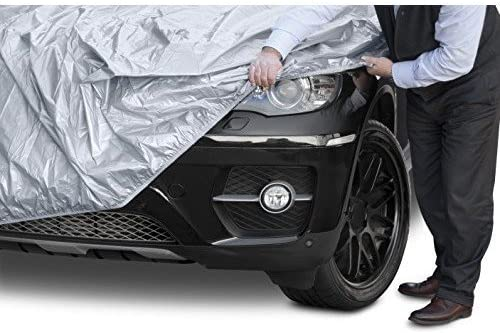 Sumex Cover Waterproof /& Breathable Full Outdoor Protection Car Cover to fit Porsche Panamera
