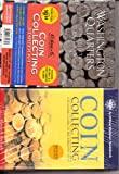 Coin Collecting Starter Kit 2 Folders 1999-2008 Washington Quarters and Bonus Collecting Book