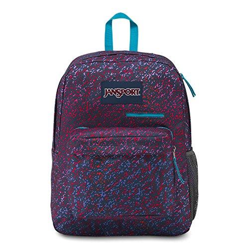 JanSport Digibreak Laptop Backpack - Electric Noise by JanSport