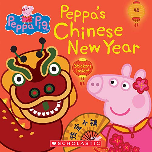 Peppa's Chinese New Year (Peppa Pig 8x8 )