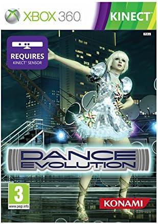 Konami Dance Evolution: Kinect - Juego (Xbox 360, Música, Konami, DVD): Amazon.es: Videojuegos