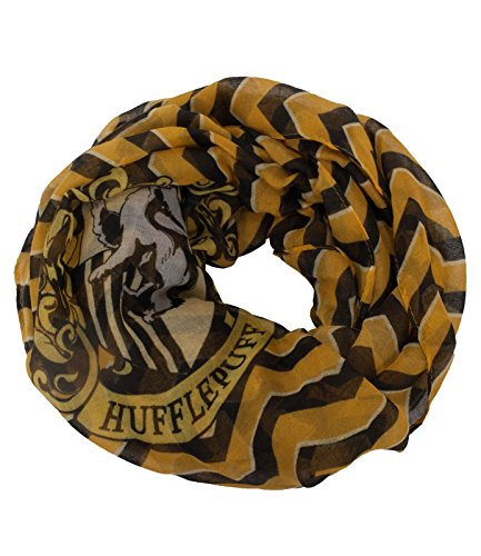 [elope Harry Potter Hufflepuff Infinity Scarf] (Harry Potter Cho Costume)