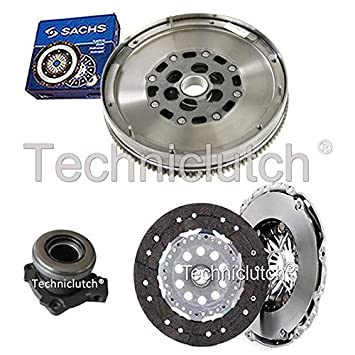 Nationwide 2 Piezas Kit de Embrague Sachs Dmf con Csc 7426816675004: Amazon.es: Coche y moto