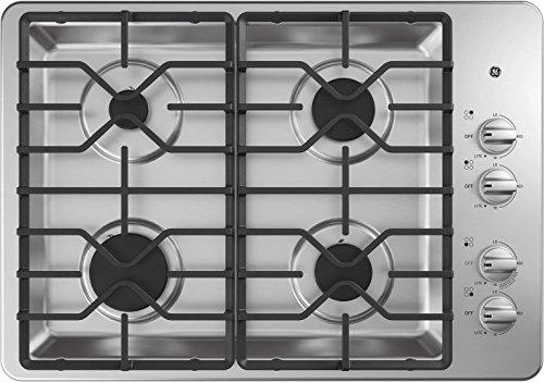 4 burner cooktop - 8