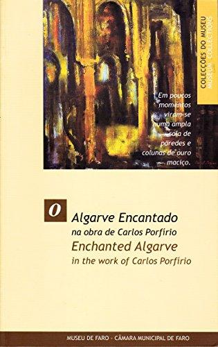 Enchantment Canvas Art Painting (Enchanted Algarve in the Work of Carlos Porfirio)