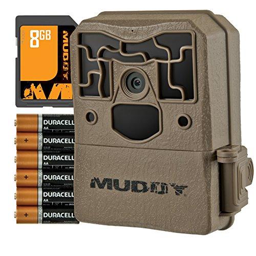 Muddy Pro-Cam 14 Bundle Game Camera by Muddy