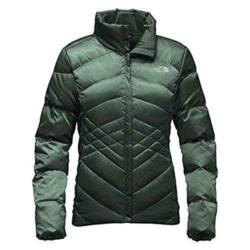 The North Face Aconcagua Womens Jacket - Medium/Darkest Spruce