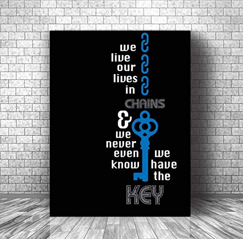 The Eagles - Already Gone - Song Lyrics Inspired Wall Decor Print - Canvas or Plaque