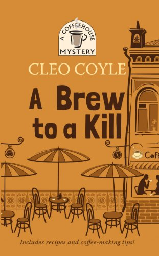 book cover of A Brew to a Kill