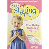 Baby Signing Time DVD/CD 1: It's Baby Signing Time