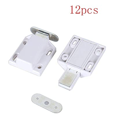 Superbe Mike Home Magnetic Cabinet U0026 Door Latch Catch Cabinet Closures Cabinet  Hardware Fittings Set Of 12