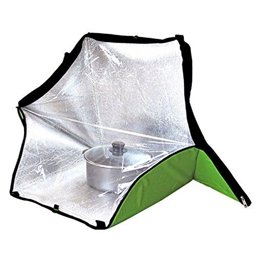 Horno solar ligero, plegable perfecto para acampadas . incluye bolsa: Amazon.es: Deportes y aire libre