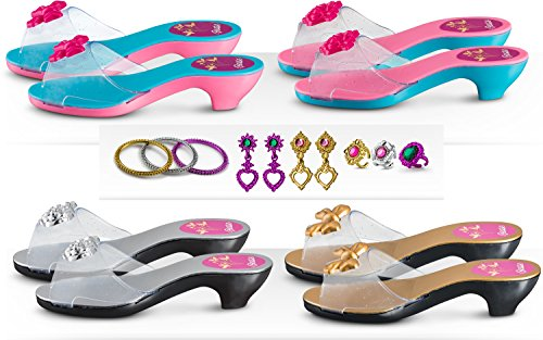 Top 10 best princess dress up shoes size 13: Which is the best one in 2020?