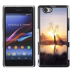 Licase Carcasa protectora - Sunset Beautiful Nature 59 - Sony Xperia Z1 Compact