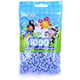 Perler Beads 1,000/Pkg-Blueberry Creme