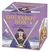 Die Tarot-Box: Mit kleinen Karten, Legeplan und Begleitbuch