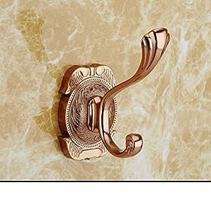 60%OFF continental hook/ antique hooks/Solid hook/coat and hat hook / door-back hook-E