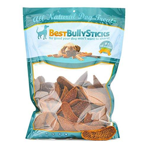 Best Bully Sticks Gourmet Chicken Breast Dog Treats (3lb. Value Pack) All Natural Dog Treats