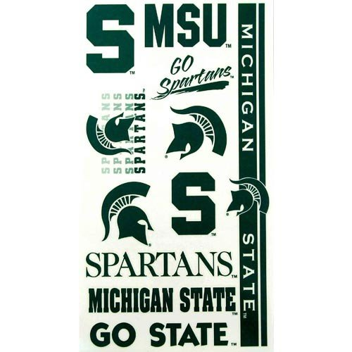 NCAA Michigan State University 13889011 Tattoos