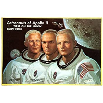"Amazon.com: ""Astronauts of Apollo 11 - First on the Moon ..."