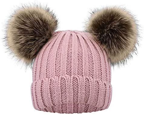 Simplicity Winter Pompom Knitted Beanie product image