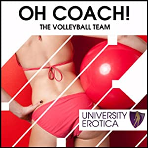 The Volleyball Team: Oh Coach! Audiobook