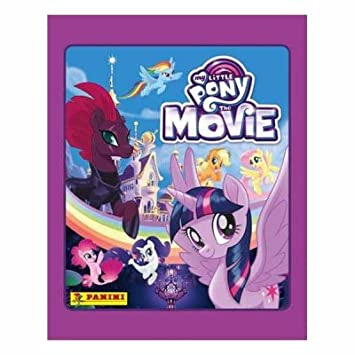 My little Pony Sticker 160 Panini