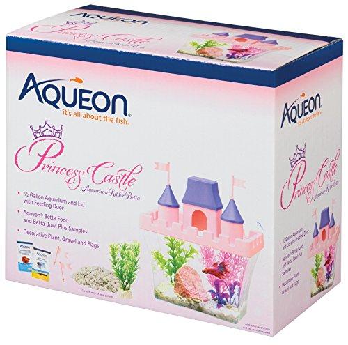 Aqueon Princess Castle Aquarium Kit by Aqueon
