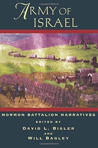 Download Army Of Israel: Mormon Battalion Narratives ebook