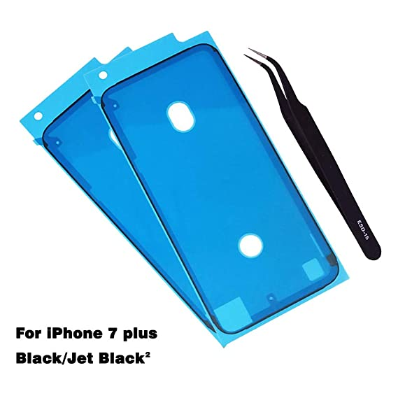 new style 2e59a 5e70e Amazon.com: Screen Adhesive Strips Pre-Cut Waterproof Seals for ...